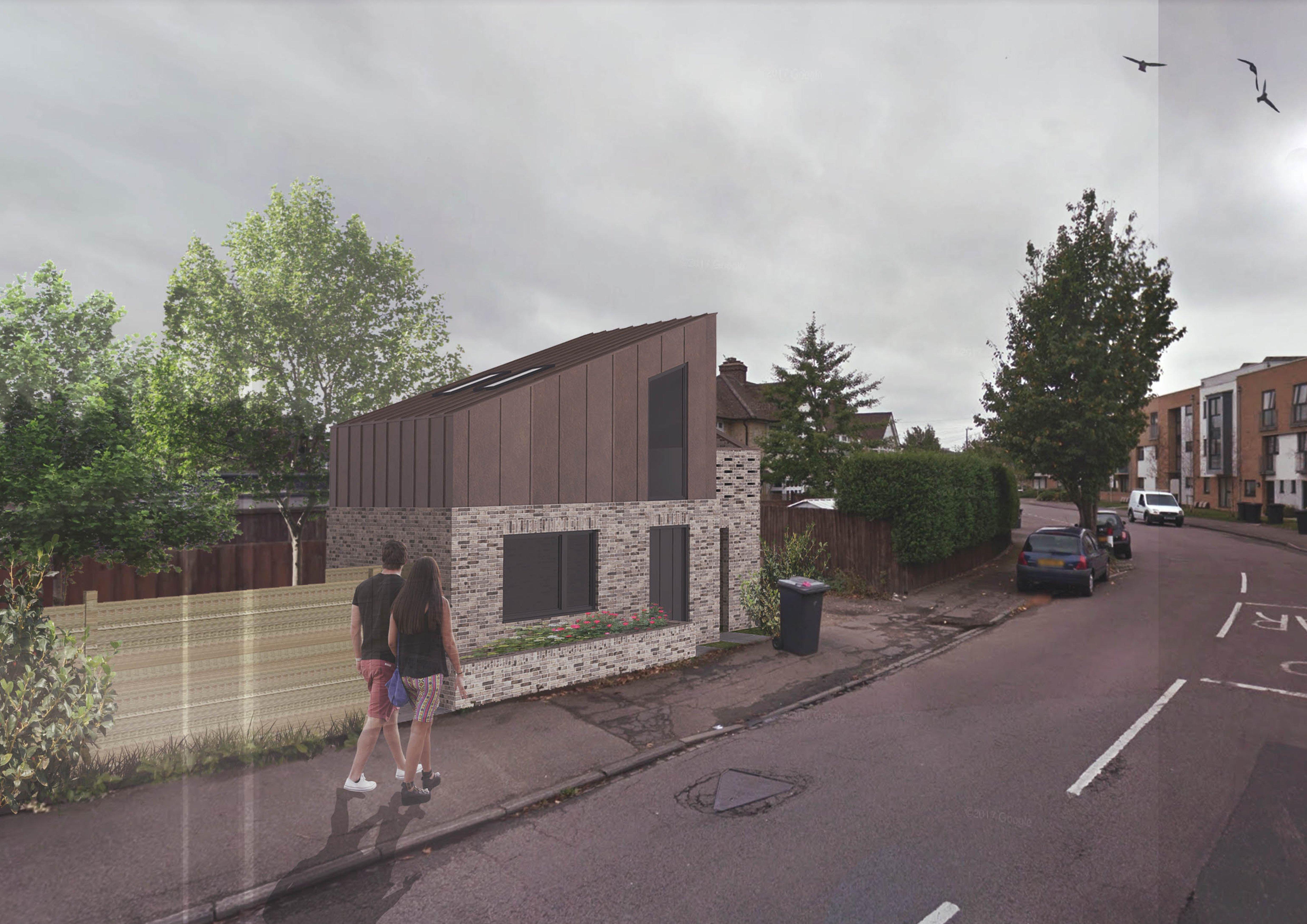 150 Coldhams Lane CGI